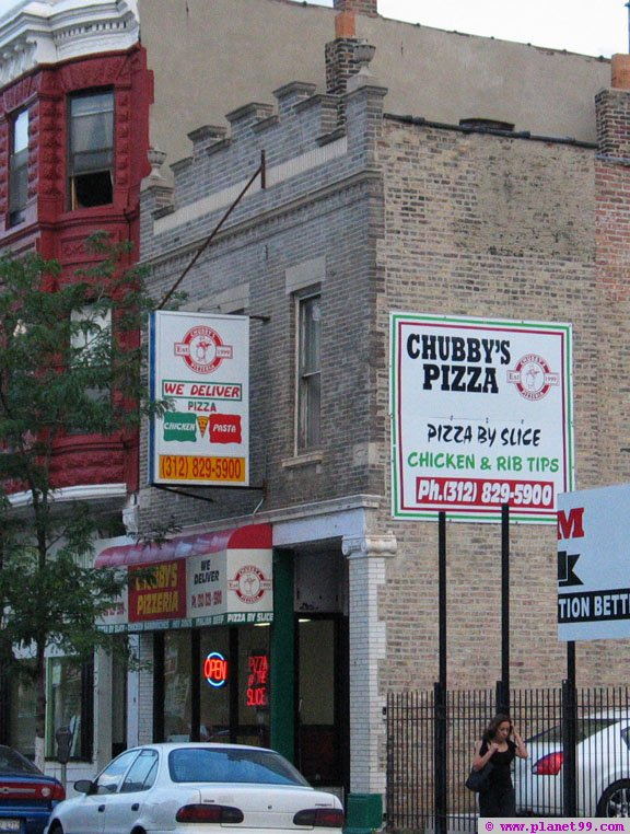 Chubby's Pizzeria , Chicago