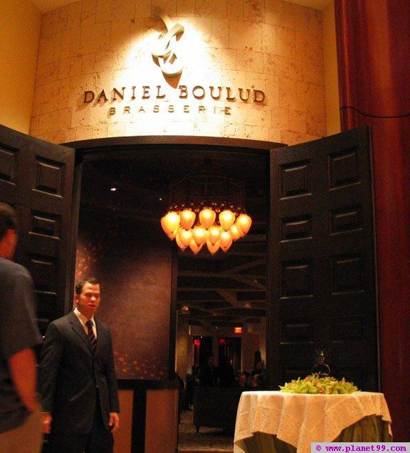 Daniel Boulud Brasserie , Las Vegas