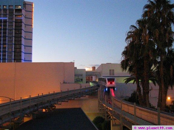 Monorail Information , Las Vegas