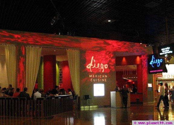 Diego , Las Vegas