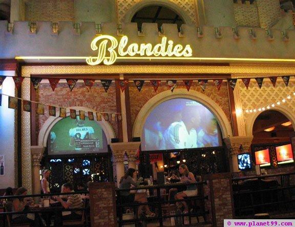 Blondies , Las Vegas