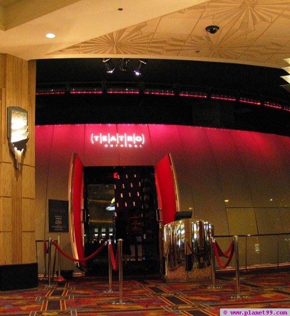 Las Vegas , Teatro