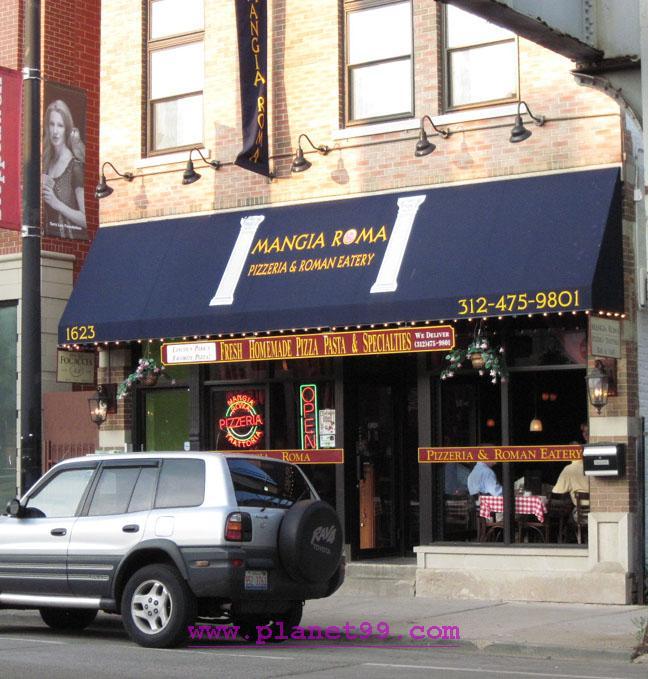 Mangia Roma , Chicago