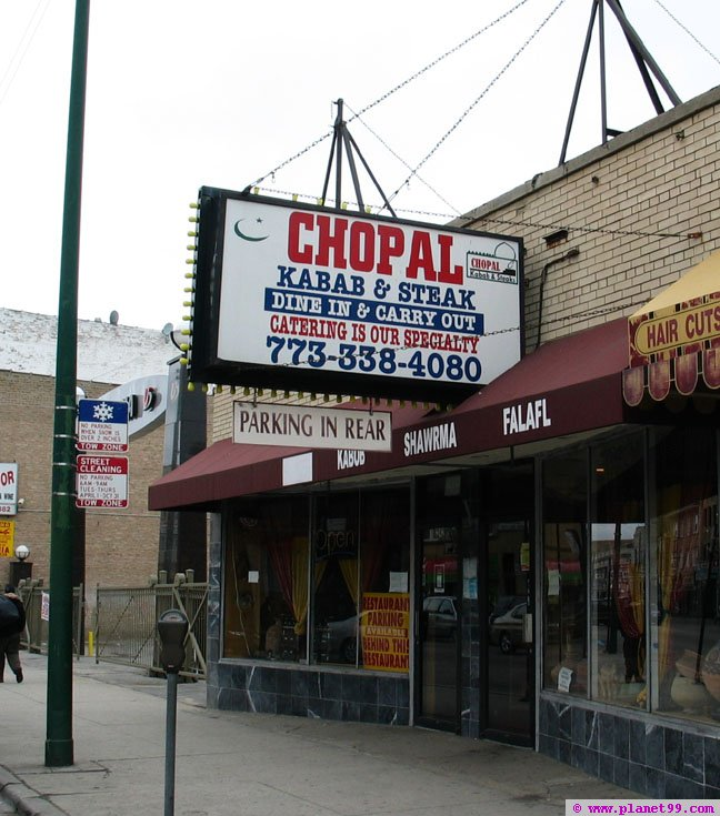 Chopal Kabab and Steak , Chicago