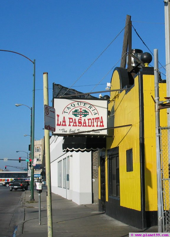 La Pasadita  , Chicago