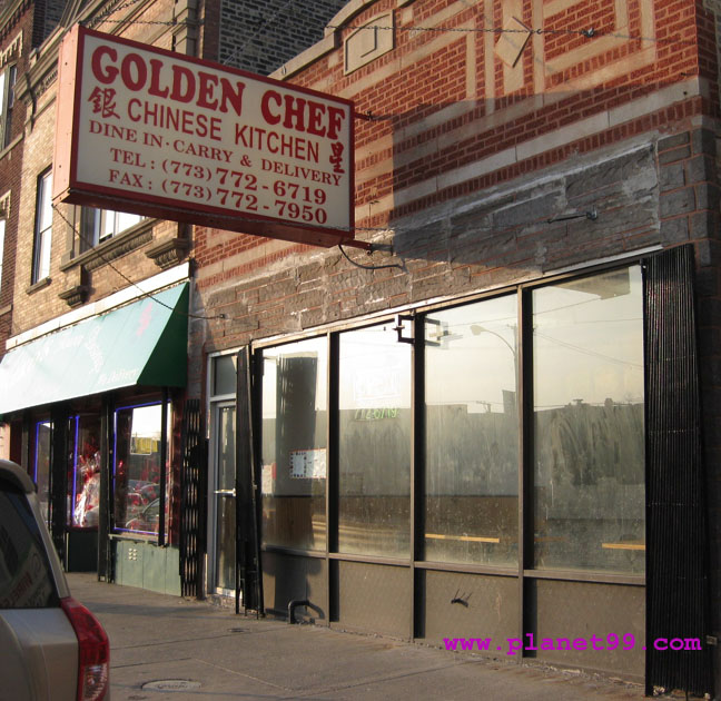Golden Chef , Chicago