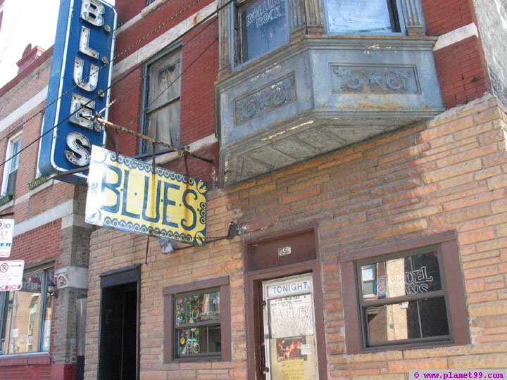 Blues  , Chicago