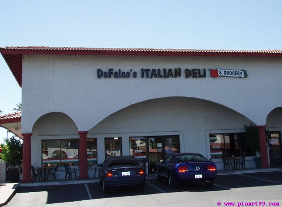 Defalco's , Scottsdale