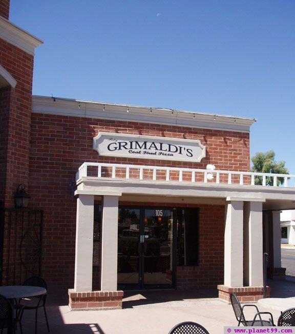 Grimaldi's  , Scottsdale