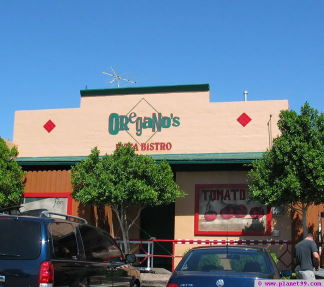 Oregano's Pizza Bistro - Restaurants - 3622 N Scottsdale Rd, Scottsdale, AZ, United States