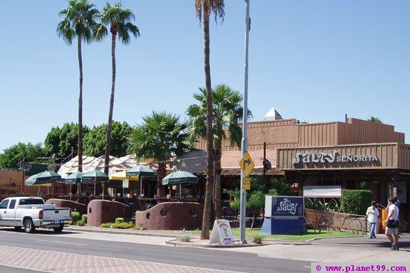 Salty Senorita , Scottsdale