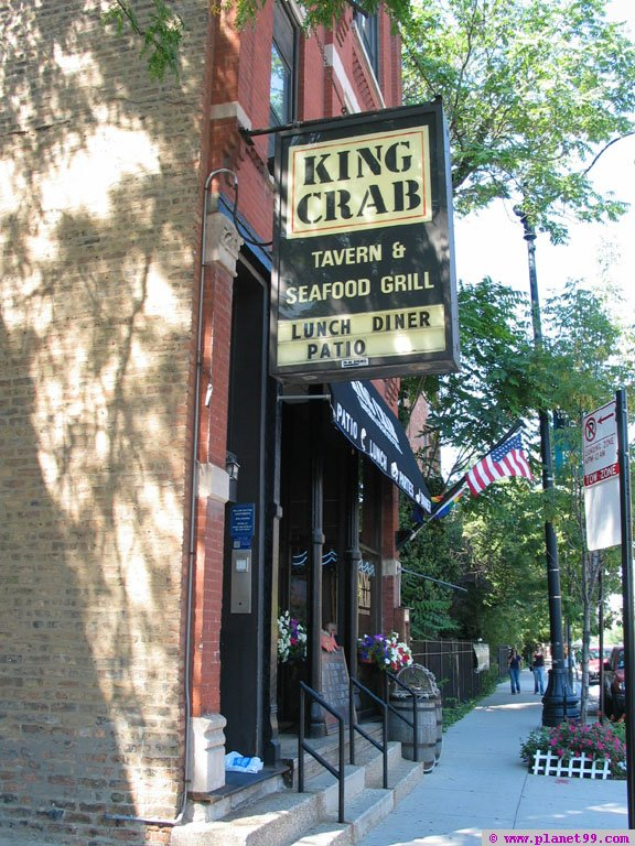 King Crab Tavern and Seafood , Chicago