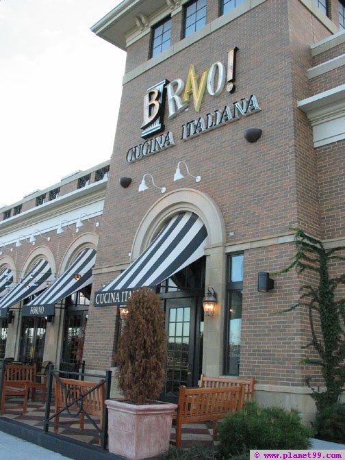Bravo Cucina Italiana , Glenview