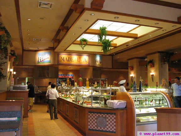 World's Fare Buffet , Las Vegas