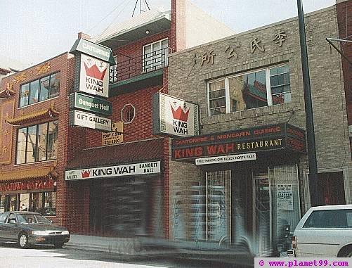King Wah , Chicago