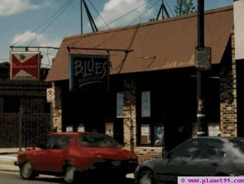 Blues Etcetera  , Chicago