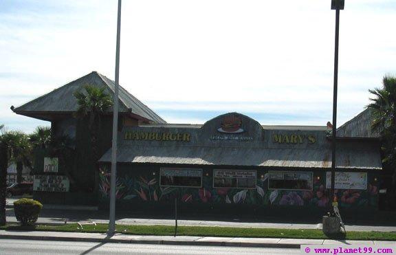 Hamburger Mary's , Las Vegas