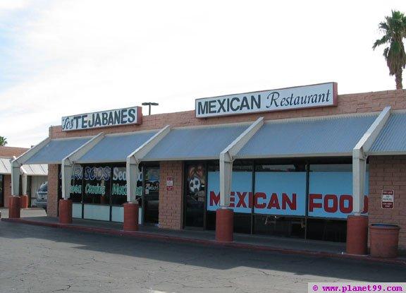 Los Tejabanes , Las Vegas