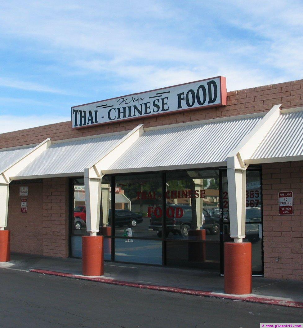 Win Thai Chinese , Las Vegas