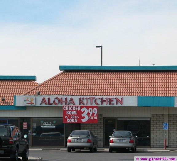 Aloha Kitchen , Las Vegas