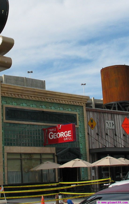 Las Vegas , Triple George Grill