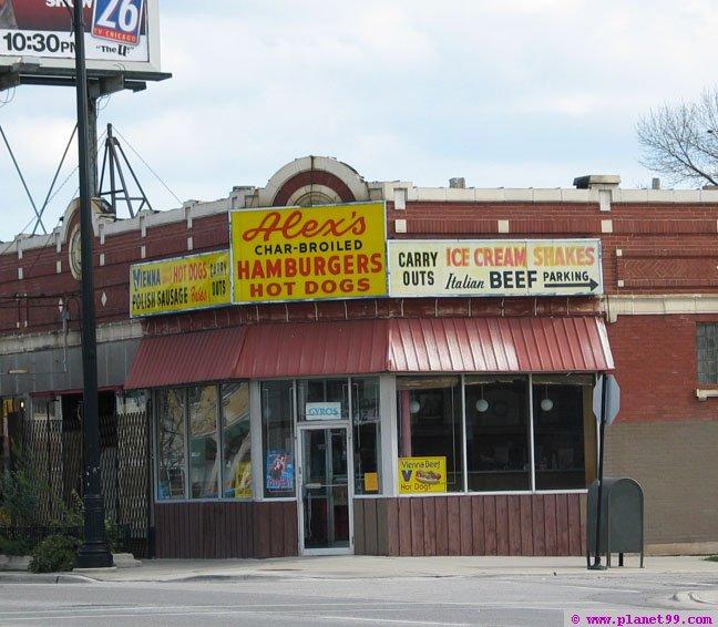 Alex's , Chicago