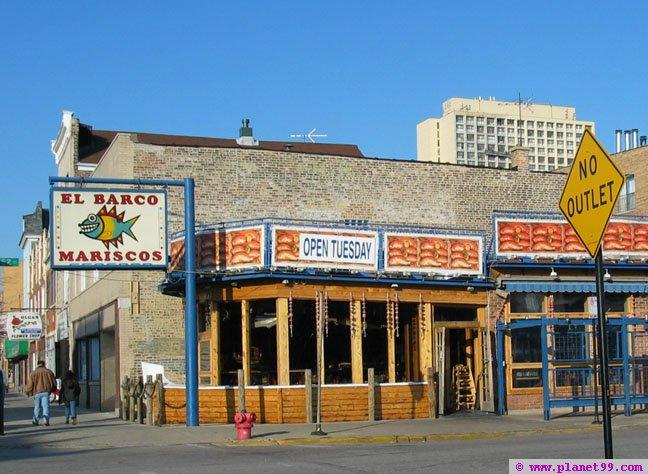 Chicago , El Barco Mariscos