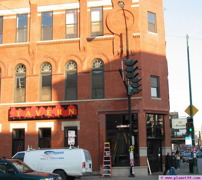 Wicker Park Tavern , Chicago