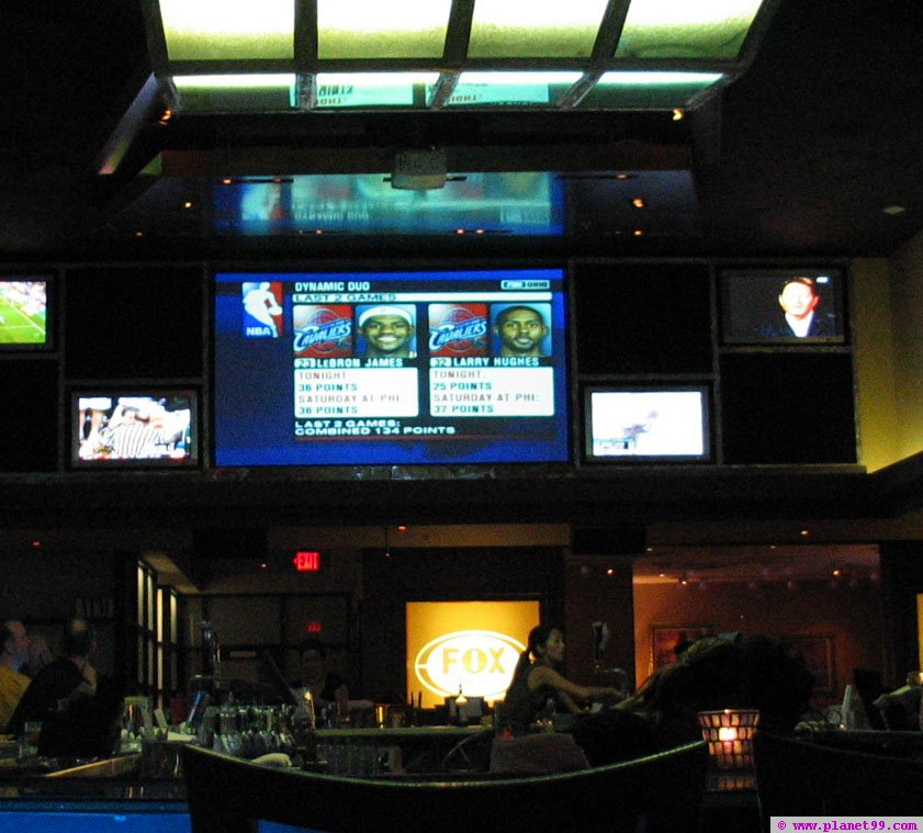 Fox Sports Bar and Grill , Scottsdale