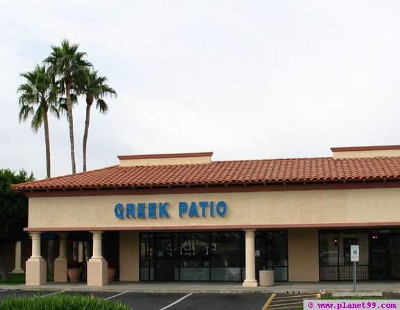 Greek Patio , Phoenix