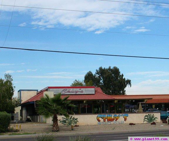 Chuy's Mesquite Broiler , Phoenix