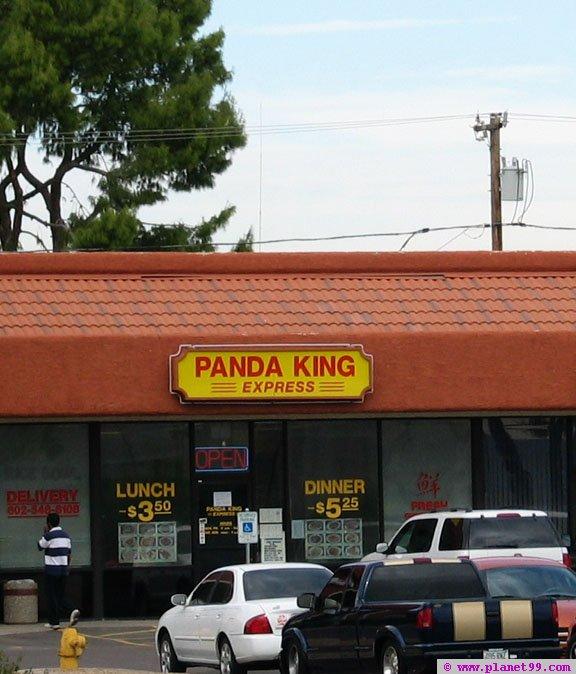 Panda King , Phoenix