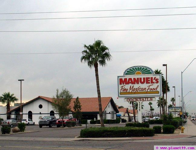 Manuel's , Phoenix