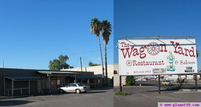 Phoenix , Wagon Yard