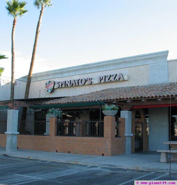 Spinato's Pizza , Phoenix