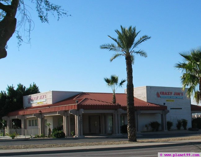 Crazy Jim's , Phoenix