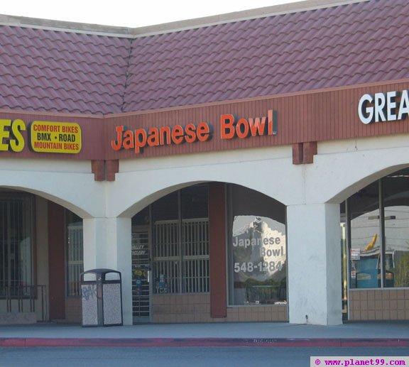 Japanese Bowl , Phoenix