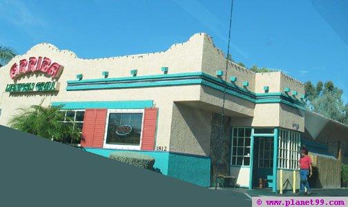 Arriba Mexican Grill , Phoenix