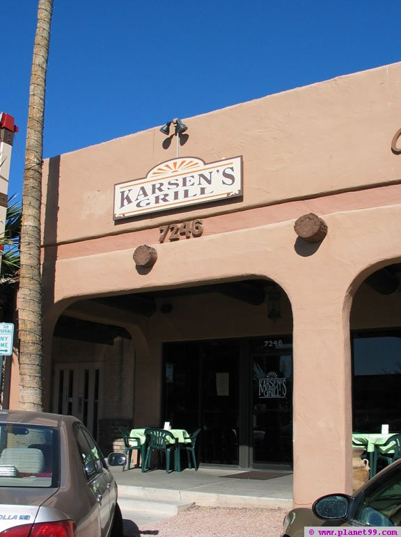 Karsen's Grill , Scottsdale