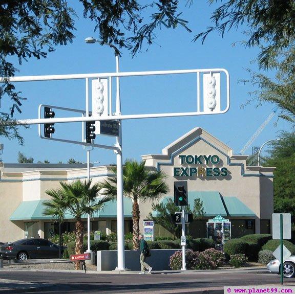 Tokyo Express , Scottsdale