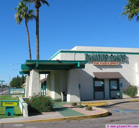 Famous Sam's , Scottsdale