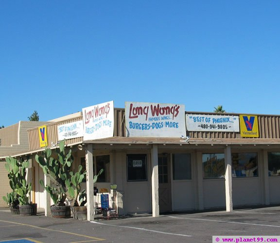 Long Wong's , Scottsdale