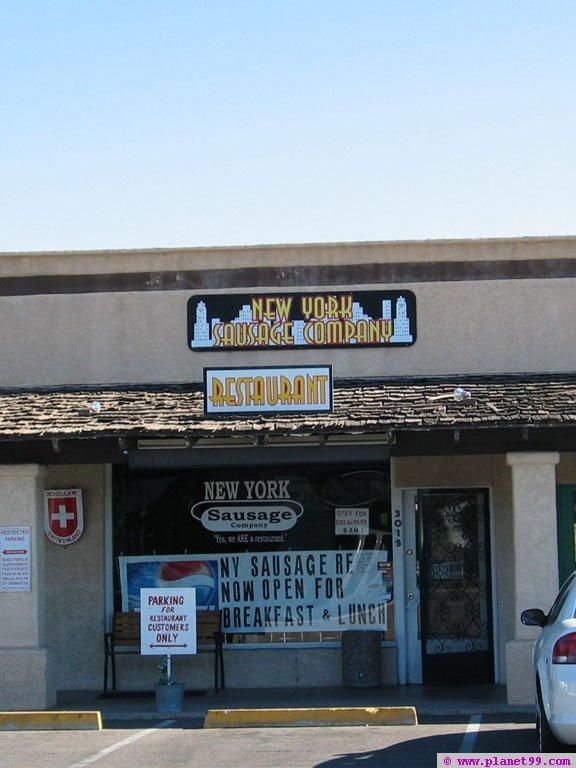 Scottsdale , New York Sausage Company