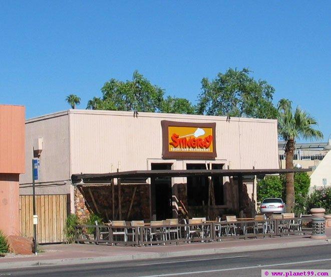 Stingray Sushi , Scottsdale