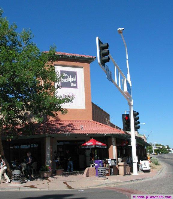 Breakfast Club , Scottsdale