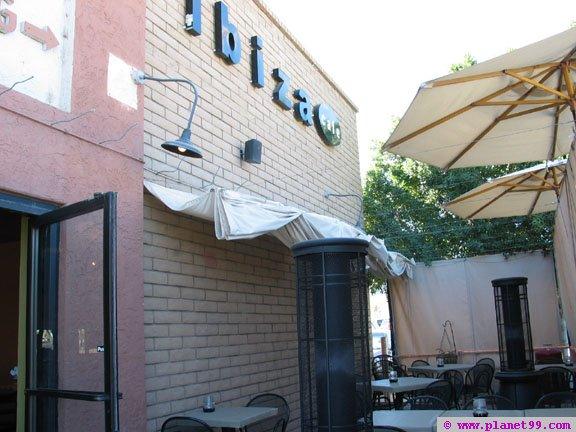 Ibiza Cafe and Wine Bar , Scottsdale