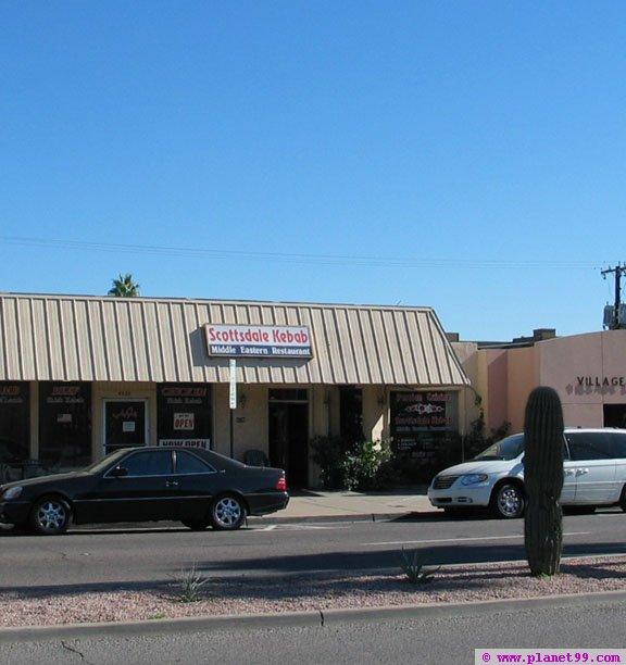 Scottsdale Kebab  , Scottsdale