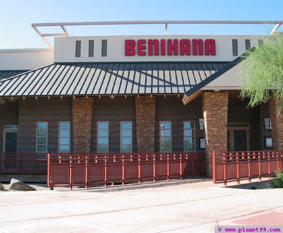 Benihana , Scottsdale