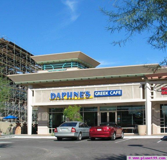 Daphne's Greek Cafe , Scottsdale