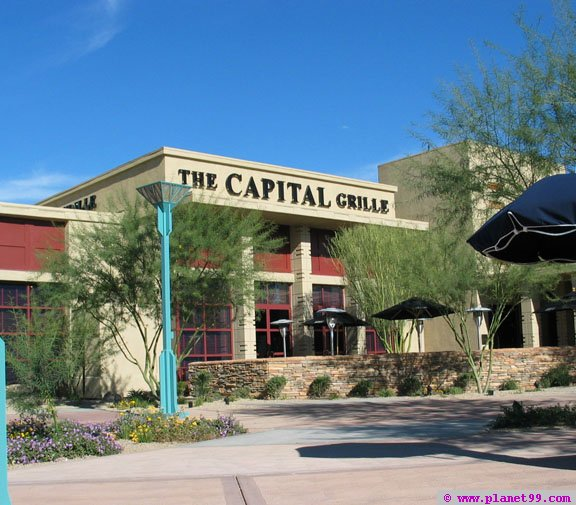 Capital Grille , Scottsdale